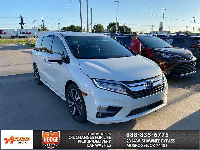 2019 Honda Odyssey Elite for sale in Muskogee, OK