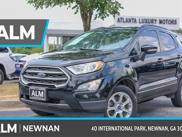 2018 Ford EcoSport SE for sale in Newnan, GA