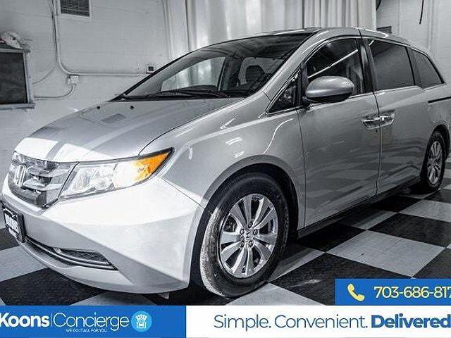 2015 Honda Odyssey EX-L for sale in Falls Church, VA