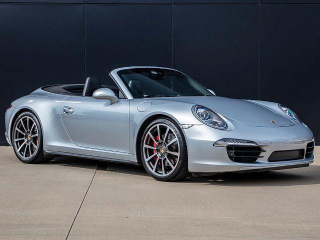 2016 Porsche 911 Carrera 4S for sale in Houston, TX