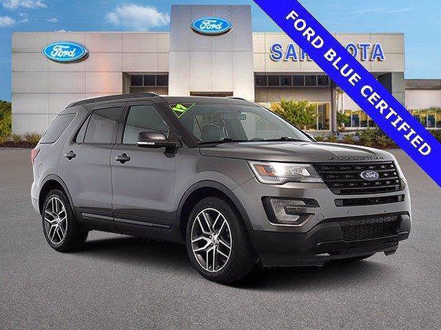2017 Ford Explorer Sport for sale in Sarasota, FL