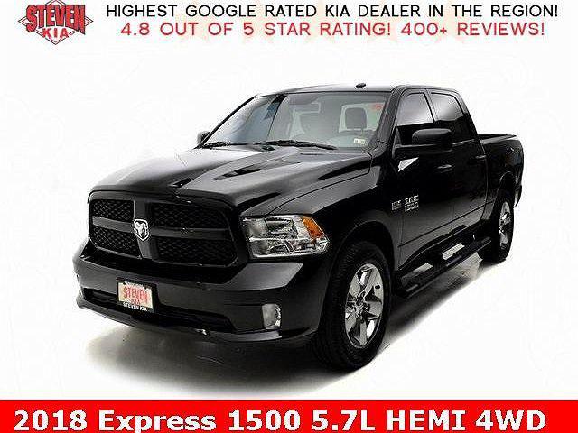 2018 Ram 1500 Express for sale in Harrisonburg, VA