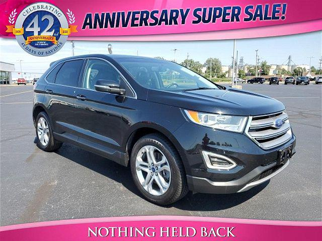 2018 Ford Edge Titanium for sale in New Haven, IN