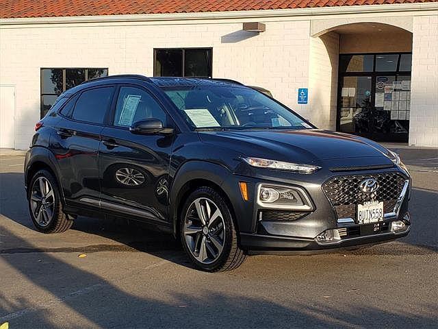 2020 Hyundai Kona Ultimate for sale in Carlsbad, CA