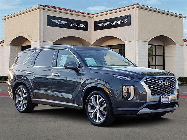 2021 Hyundai Palisade Limited for sale in Carlsbad, CA