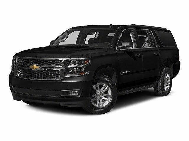 2017 Chevrolet Suburban LT for sale in Amarillo, TX