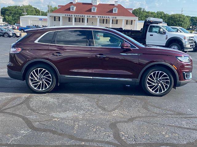2019 Lincoln Nautilus Reserve for sale in Mount Vernon, IL