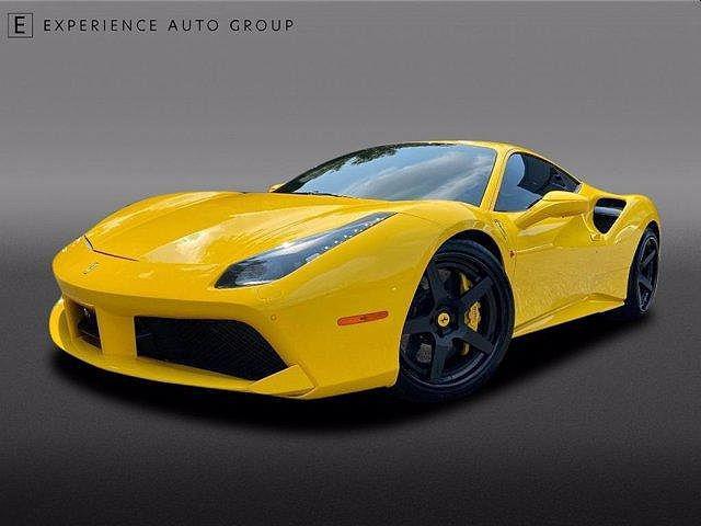 2016 Ferrari 488 GTB 2dr Cpe for sale in Great Neck, NY