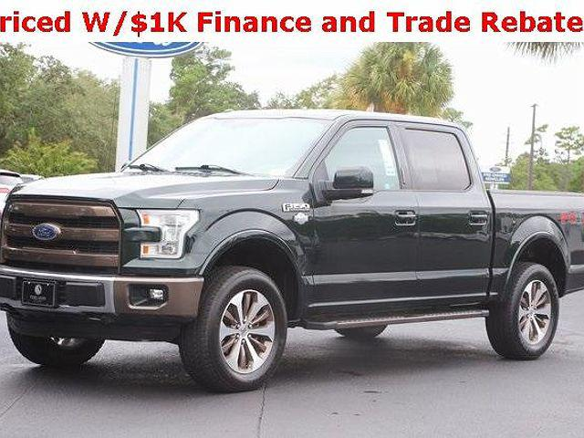 2015 Ford F-150 King Ranch for sale in Pawleys Island, SC