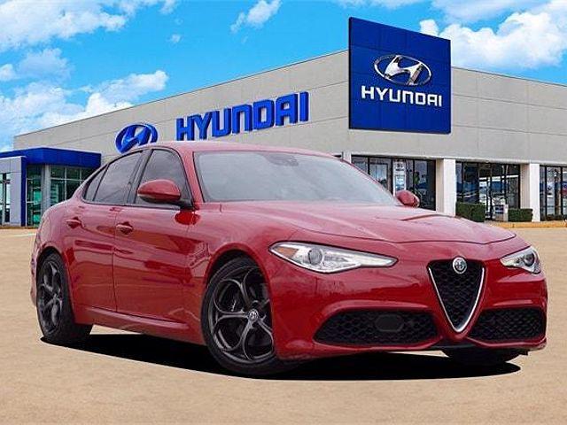 2017 Alfa Romeo Giulia Ti for sale in Carrollton, TX