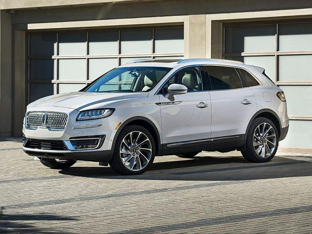 2019 Lincoln Nautilus Reserve for sale in Plymouth, MI