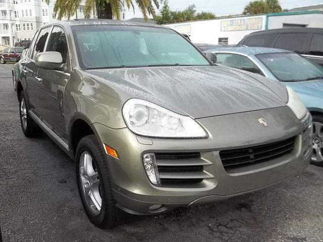 2009 Porsche Cayenne AWD 4dr Man for sale in Clearwater, FL