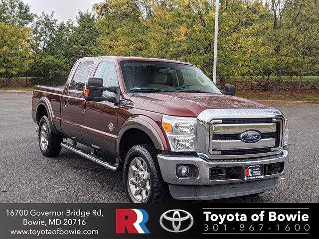 2016 Ford F-250 Lariat for sale in Bowie, MD