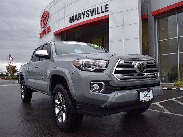 2018 Toyota Tacoma Limited for sale in Marysville, WA