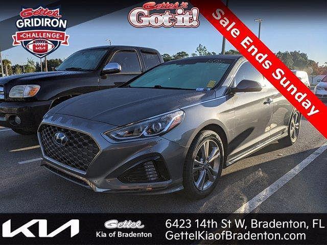 2018 Hyundai Sonata Sport for sale in Bradenton, FL