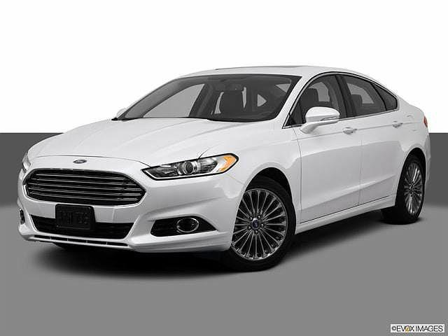 2013 Ford Fusion Titanium for sale in East Swanzey, NH