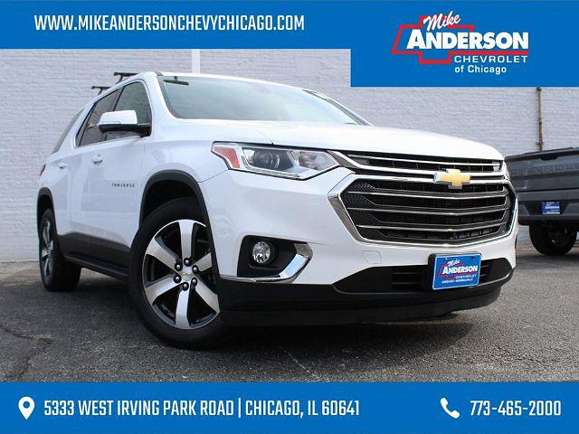2018 Chevrolet Traverse LT Leather for sale in Chicago, IL