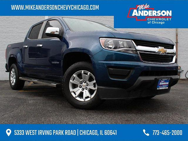 2019 Chevrolet Colorado 4WD LT for sale in Chicago, IL