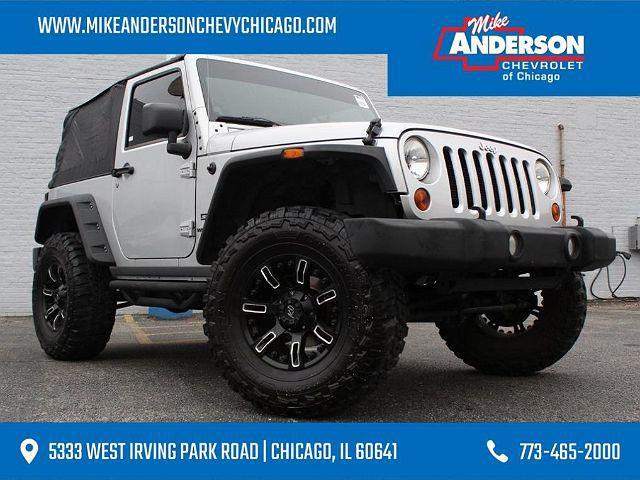 2012 Jeep Wrangler Sport for sale in Chicago, IL