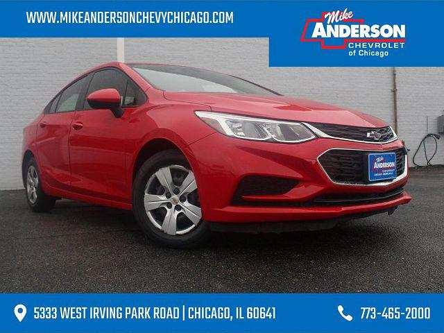 2018 Chevrolet Cruze LS for sale in Chicago, IL