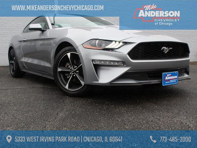 2020 Ford Mustang EcoBoost for sale in Chicago, IL