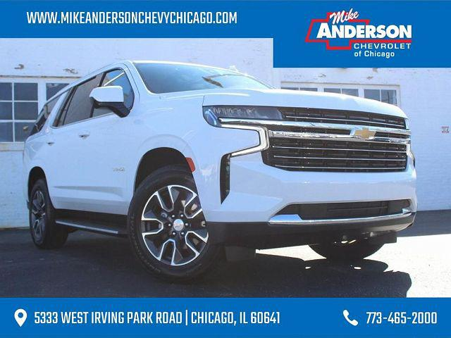 2021 Chevrolet Tahoe LT for sale in Chicago, IL