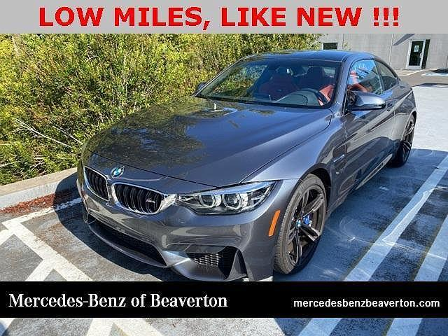 2018 BMW M4 Coupe for sale in Portland, OR
