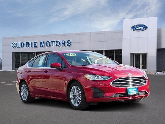 2020 Ford Fusion SE for sale in Valparaiso, IN