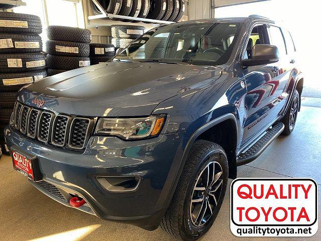 2020 Jeep Grand Cherokee Trailhawk for sale in Fergus Falls, MN