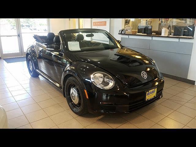 2014 Volkswagen Beetle Convertible for sale near Edison, NJ