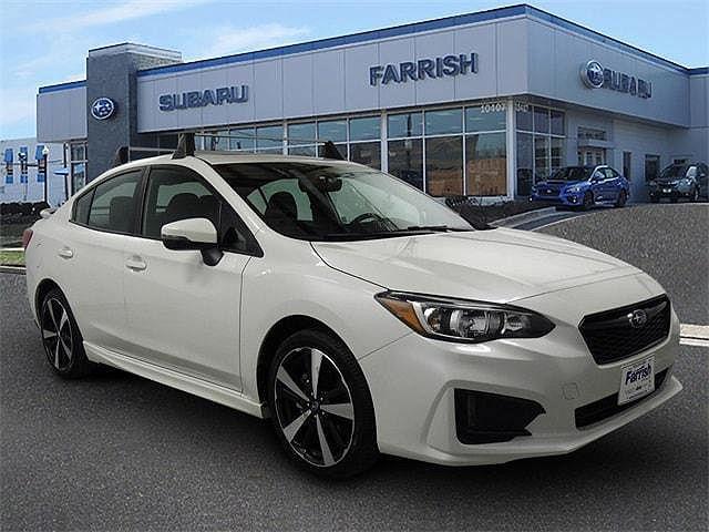 2019 Subaru Impreza Sport for sale in Fairfax, VA