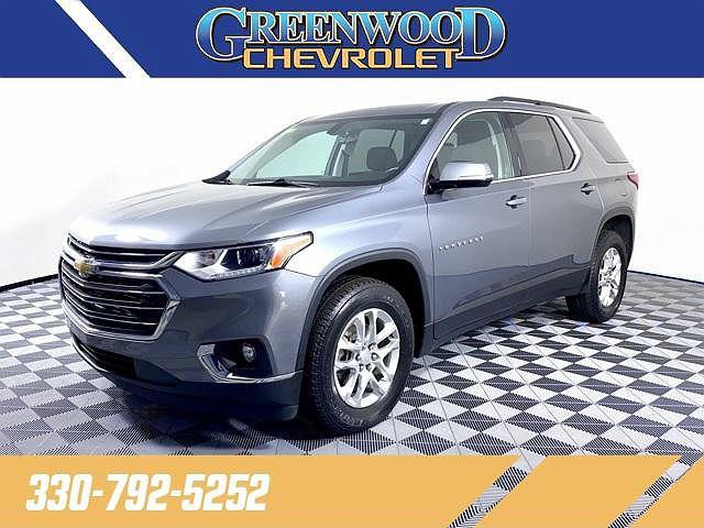 2019 Chevrolet Traverse LT Cloth for sale in Youngstown, OH