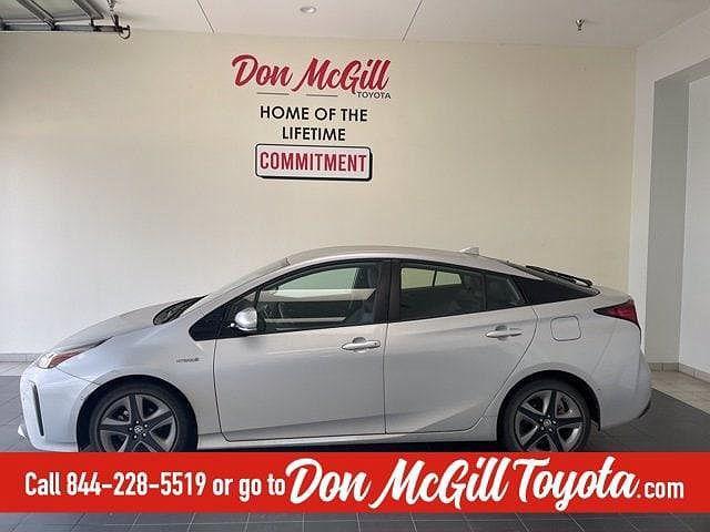 2019 Toyota Prius XLE for sale in Houston, TX