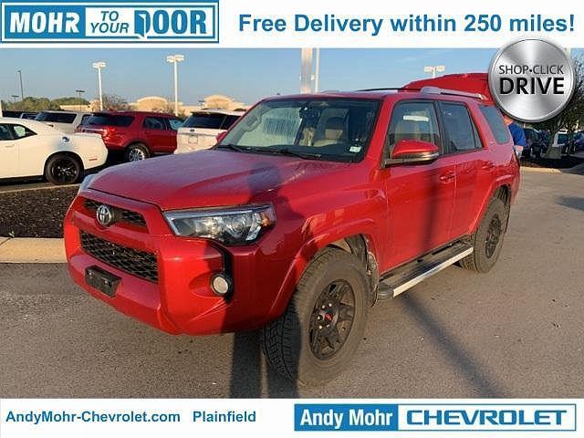 2014 Toyota 4Runner SR5 for sale in Plainfield, IN