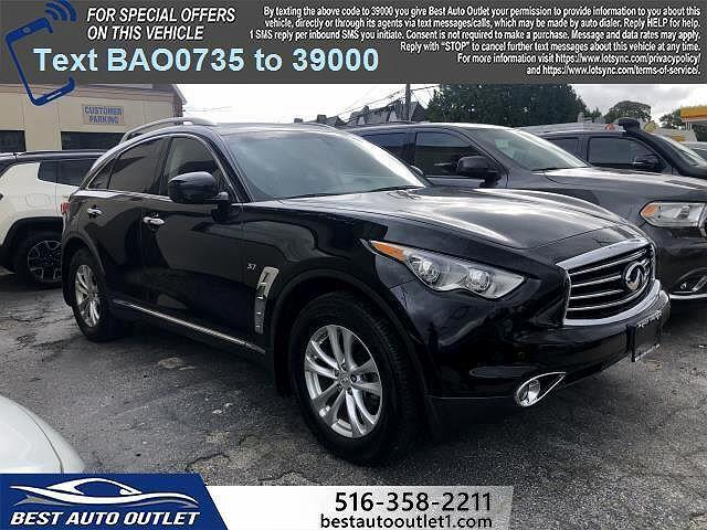 2015 INFINITI QX70 AWD 4dr for sale in Floral Park, NY