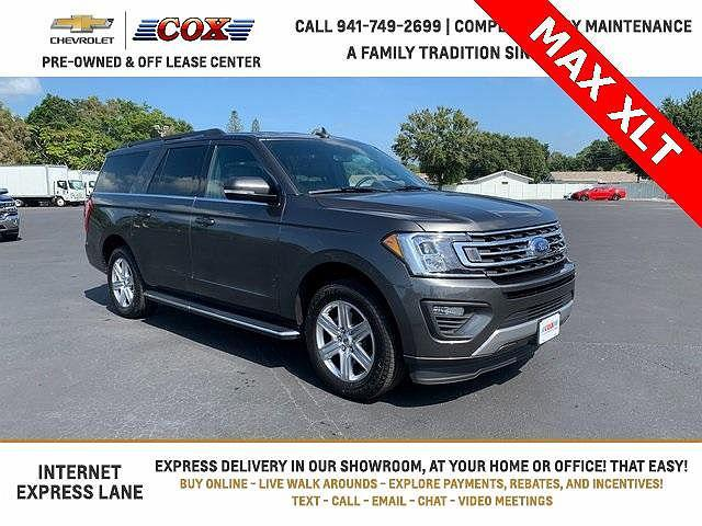 2021 Ford Expedition Max XLT for sale in Bradenton, FL