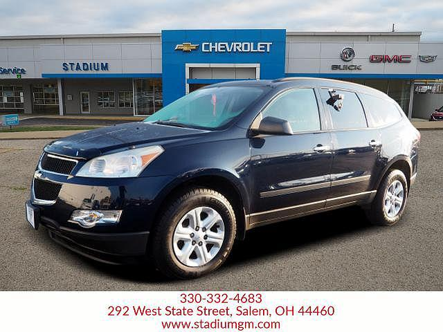 2011 Chevrolet Traverse LS for sale in Salem, OH