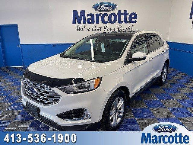 2020 Ford Edge SEL for sale in Holyoke, MA
