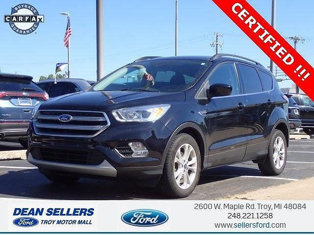 2017 Ford Escape SE for sale in Troy, MI