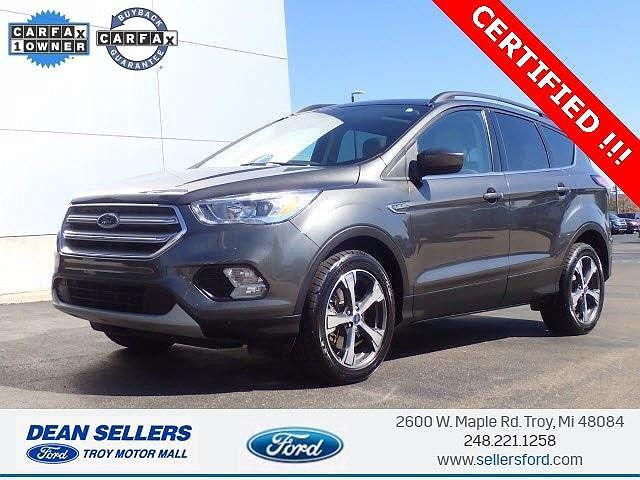 2018 Ford Escape SEL for sale in Troy, MI