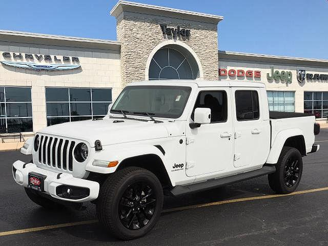 2021 Jeep Gladiator Overland for sale in Bourbonnais, IL