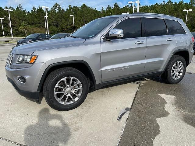 2015 Jeep Grand Cherokee Limited for sale in Moss Point, MS