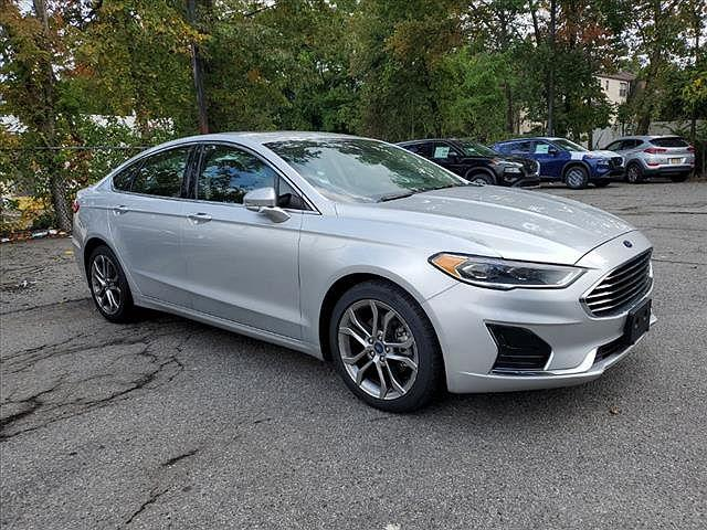 2019 Ford Fusion SEL for sale in Totowa, NJ