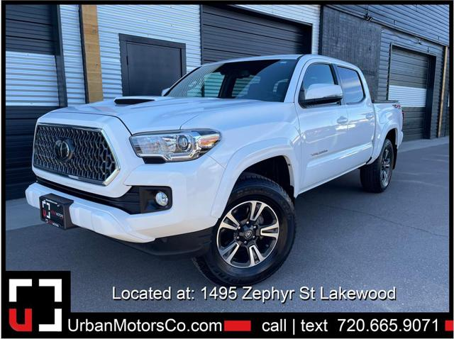 2018 Toyota Tacoma TRD Sport for sale in Lakewood, CO