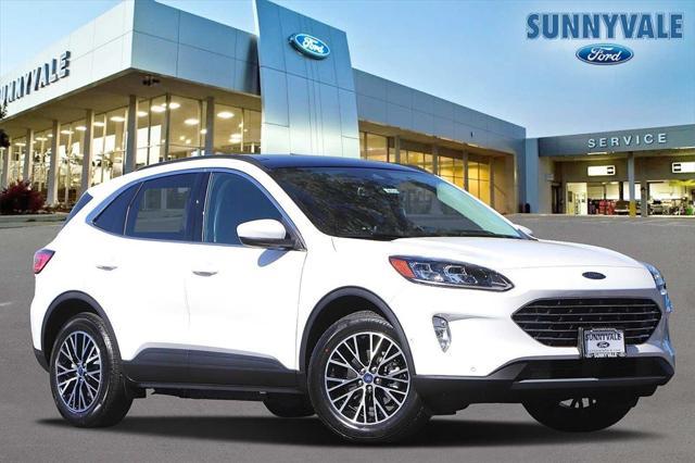 2021 Ford Escape Titanium Plug-In Hybrid for sale in Sunnyvale, CA