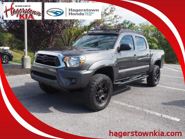 2012 Toyota Tacoma 4WD Double Cab V6 AT (Natl) for sale in Hagerstown, MD