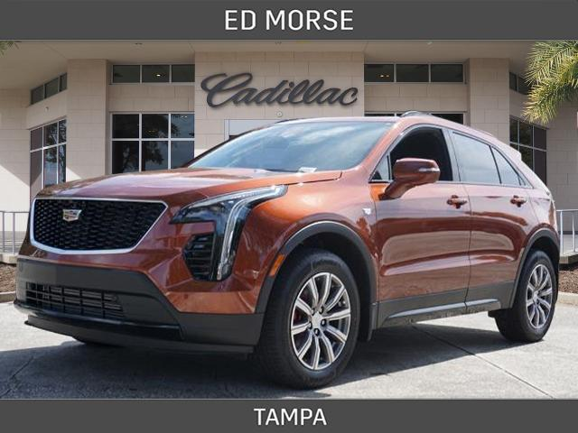 2021 Cadillac XT4 FWD Sport for sale in Tampa, FL