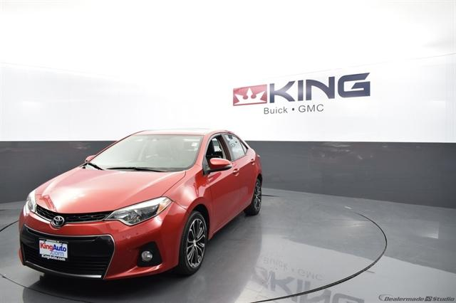 2016 Toyota Corolla S for sale in Gaithersburg, MD