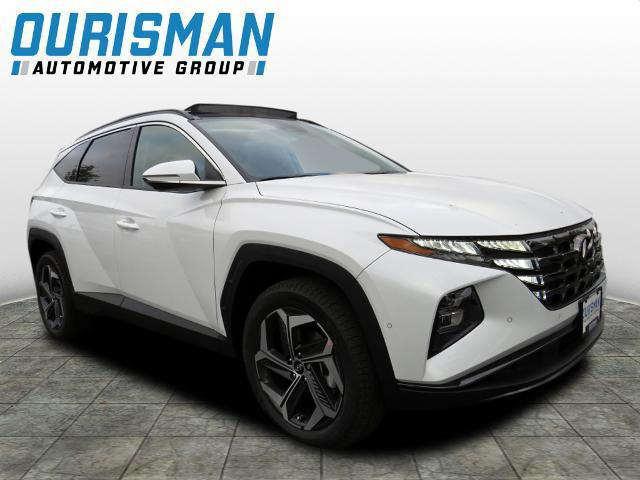 2022 Hyundai Tucson Limited for sale in Bowie, MD