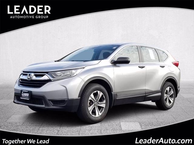 2018 Honda CR-V LX for sale in PALATINE, IL